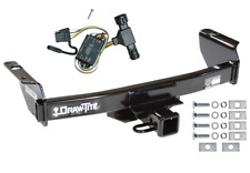 Trailer Tow Hitch For 93-99 Ford Ranger 94-09 Mazda B-Series w/ Wiring Harness