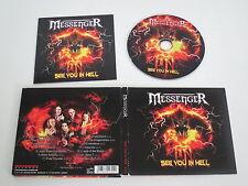 Messenger/See You in Hell (Massacre MAS dp0744) CD album digipak