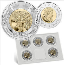 2014 Canada Wait For Me Daddy Coin Pack - FREE DOMESTIC SHIPPING & SALE 10% OFF