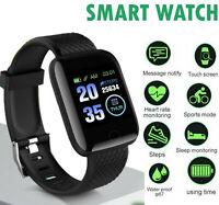 Bluetooth Smartwatch Fitness Motion Tracker Armband Sport Wasserdicht Smart Uhr