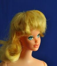 VINTAGE TALKING BUSY STEFFIE W/ HOLDING HANDS, BENDABLE KNEES & ELBOWS - MUTE