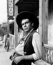 Ned Romero - The High Chaparral  - 8 1/2 X 11
