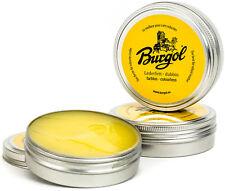 Lederfett, farblos, BURGOL (11,50 €/100 ml)