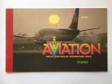Commercial aviation 15 stamps notebook. IE 1184/87 neufs**. 15 timbres** Irlande