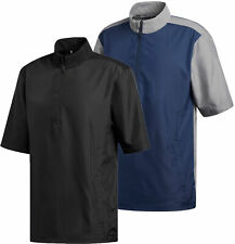 Adidas Essentials Short Sleeve Golf Wind Jacket Men's New - Choose Color & Size!