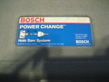 BOSCH PC6PCP Hole Saw Kit (D2125-1)