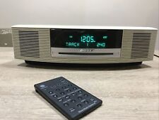 Bose Wave Music System AWRCC6 CD Player Tuner Cracked Display With Remote