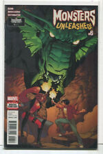 Monsters Unleashed #6 NM Marvel Comics CBX12