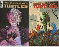 Teenage Mutant Ninja Turtles #104 FIrst Print + 1:10 Variant Comics 2020