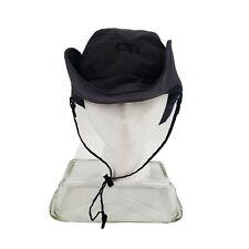 Outdoor Research OR Seattle Sombrero GoreTex Rain Hat Black Medium Bucket Boonie