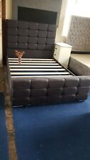 New handmade Luxury chesterfield 4ft 6 inch Double Bed frame