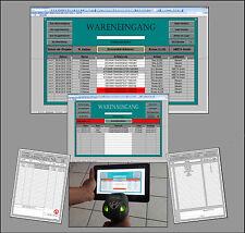 Sprengstoff Lagerbuch digitales Excel track & trace Sprengstoffbuch 4.SprengÄndG