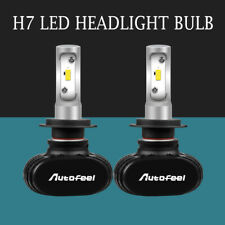 Autofeel H7 LED Headlight 12000LM Conversion Kit 6500K White Low Beam Fog Bulb