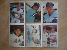 1975 SSPC Complete Baseball Set 630 Cards Brett / Yount Rookies NM-MT
