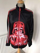 Rare Star Wars Darth Vader Adidas Jacket Age 15-16 Chest 40