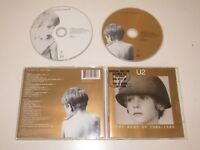 U2 / The Best Of 1980-1990 & B-sides (POLYGRAM ciddu221/524612-2) 2xcd Álbum