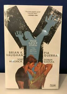 Y THE LAST MAN Vol 5 New & Sealed HARDCOVER DC Vertigo BRIAN VAUGHAN