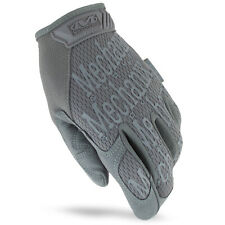 Mechanix The Original Gloves Tactical Military Police Security Lightweight Grey