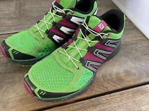 Nice Salomon XR Mission 1 Womens Running Shoe Size 10 Hiking Training Sneaker