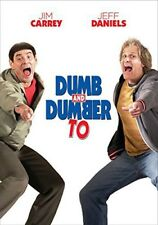 Dumb and Dumber To [New DVD] Slipsleeve Packaging, Snap Case