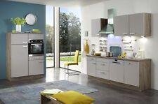 Küchenzeilen mit Grill und mehr als 142 Liter Innenvolumen