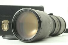 【Exc+4 in Case】 Sigma AF APO Tele 400mm f5.6 for Nikon from Japan #296