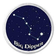 "Big Dipper - 3"" Sew / Iron On Patch Constellation Star Stars Stargazing Gift"