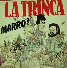 LA TRINCA- MARRO LP + INSERT SPAIN 1977 EXCELLENT CONDITION