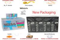 Rizla UltraSlim Ultra Slim 5.7mm Carboni Characoal Extra Filtro 120 FILTRI