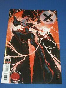 X-men #16 Kubert Knullified Variant NM- Beauty