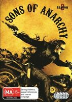Sons Of Anarchy : Season 2 (DVD, 2011, 4-Disc Set)**Excellent Condition
