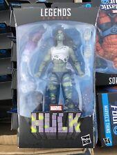 Marvel Legends - She-Hulk - 6 In - Mint - Super Skrull Series