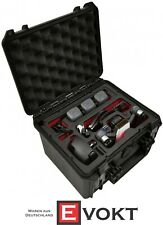 DJI Spark Suitcase TomCase Spark Fly More Plus Impact resistant waterproof NEW