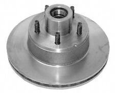 Lincoln Town Car Front Brake Rotors W/ ABS 1990