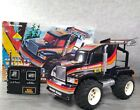 Vintage Radio Shack RC Wild Ranger 4x4 Semi Monster Truck 4wd Complete TESTED