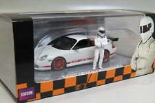 Porsche 911 GT3 RS White Top Gear 1:43 Minichamps 519436200