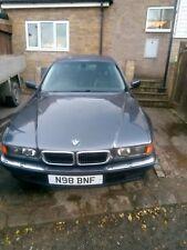 BMW e38 735i V8 not e39