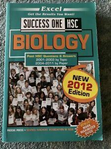 2 HSC Biology workbooks