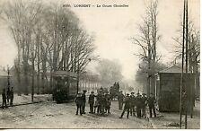 CARTE POSTALE / LORIENT Le COURS CHAZELLES / TRAMWAY