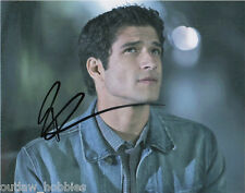 Tyler Posey Teen Wolf Autographed Signed 8x10 Photo COA #3