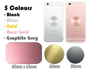 3 For 2 - CAR Metal Phone Holder Plate Self Adhesive Magnetic JML iPhone Samsung