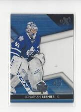 2014-15 Ultra EX #13 Jonathan Bernier Maple Leafs