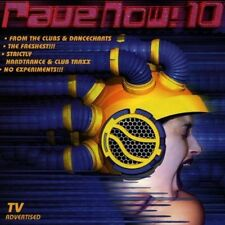 Rave Now! 10 (1997) R.o.o.s., Plastic Angel, Yves Deruyter, Future Bree.. [2 CD]