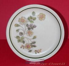 MARKS & SPENCER * Pottery Side Plate * Autumn Leaves * 16.5cm Diameter *
