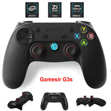 New! GameSir G3s Wireless Gamepad Bluetooth Game Controller for PC PS3 Android