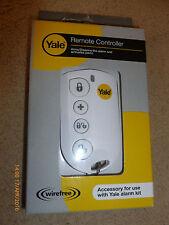YALE alarm HSA6060 remote control fob ,100% ORIGINAL,  NEW