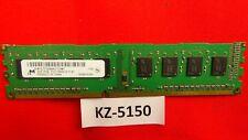 2GB Micron DDR3 RAM 1Rx8 pc3-10600u-9-11-a1 MT8JTF25664AZ-1G4M1 1333 MHz