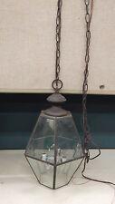 HANGING LAMP WOODBRIDGE MODEL# WMX-90350CS