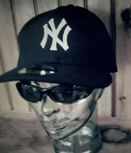 NY MLB Authentc  59Fifty 7.5 Cap - Collectible & Cool Why pay $40.? Made in USA