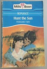 Hunt The Sun ~ MARGARET WAY ~ Mills & Boon Vintage